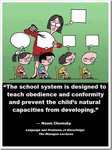 Public School Indoctrination